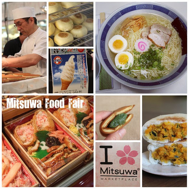 Mitsuwa Food Fair 2013