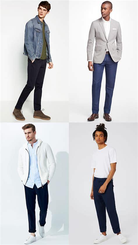 chino colours  man   fashionbeans