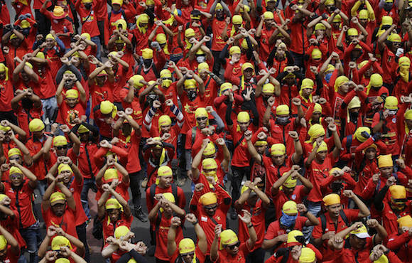 Indonesia. Foto: Achmad Ibrahim/ AP