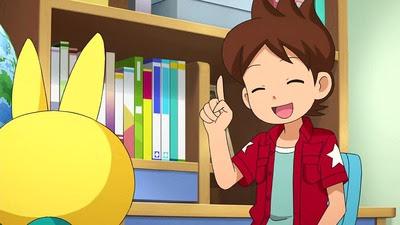 アニメ妖怪ウォッチ 第134話 感想 Part3 Usaピョンとイナホがケータの