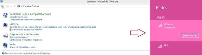 Ambiente de pesquisa no Windows 8 (Foto: Reprodução/Marcela Vaz) (Foto: Ambiente de pesquisa no Windows 8 (Foto: Reprodução/Marcela Vaz))