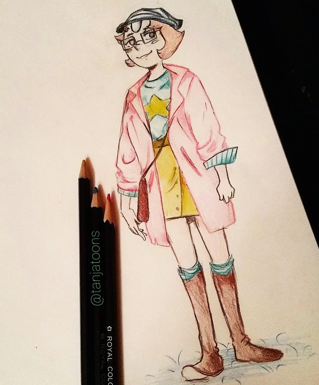 Kinda low quality pic of high quality hipster pearl 👌👌👌