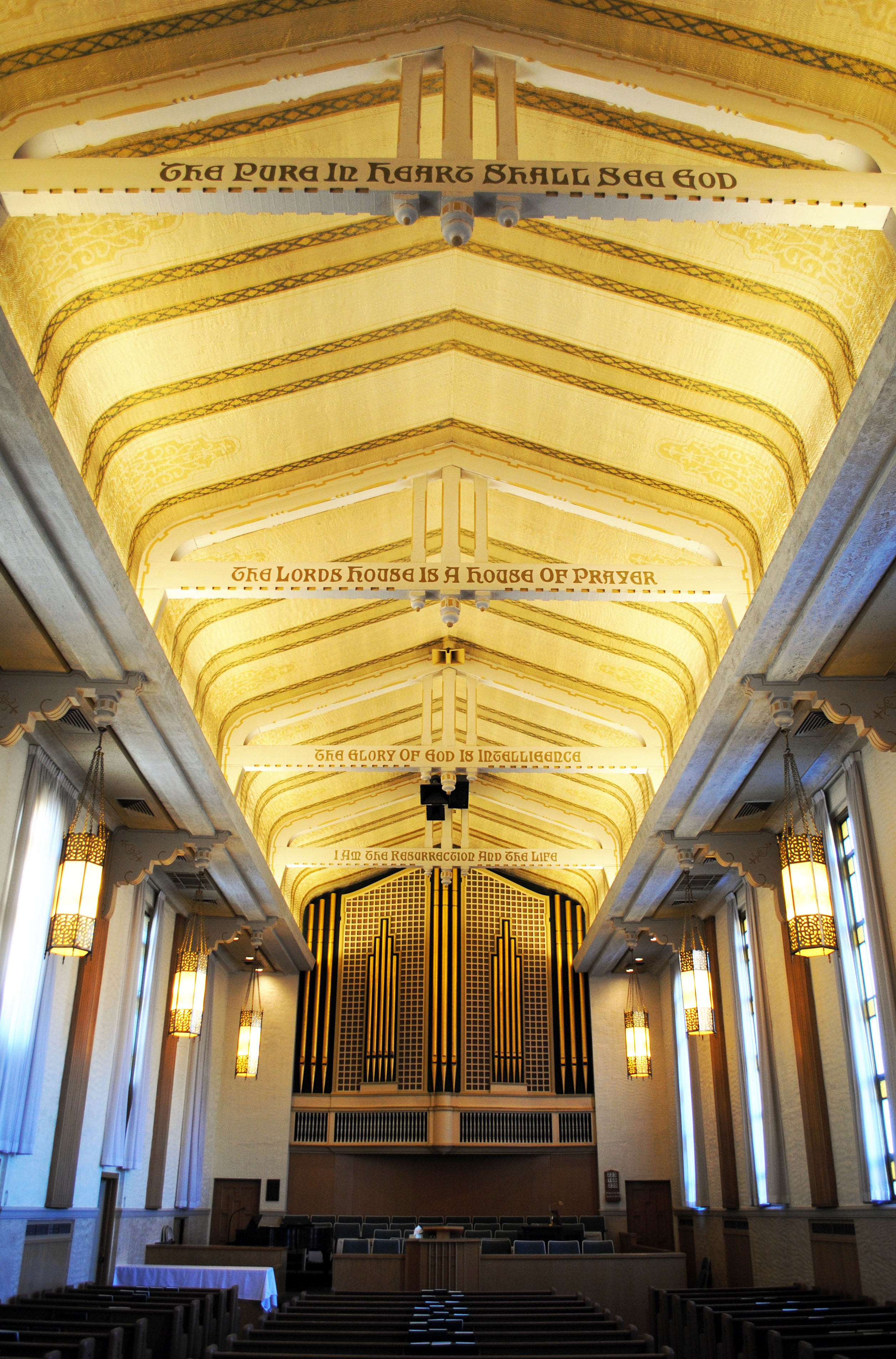 University Of Utah Ward Lds Architecture