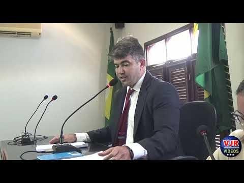 Câmara Municipal de Cariré apreciará LOA 2020, aprova uma moção de pesar e a concessão de um titulo de cidadania