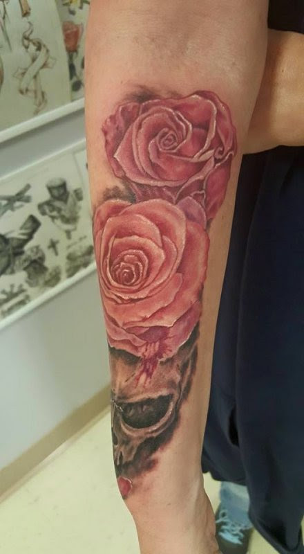 Jason McCarty Tattoo Artist – BODY ART TATTOO STUDIO