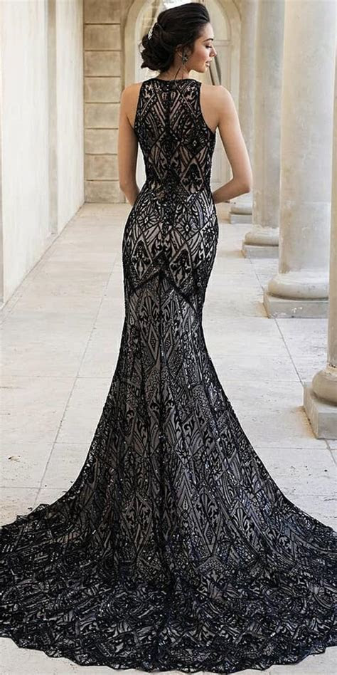 Dark Romance: 21 Gothic Wedding Dresses   Wedding Dresses
