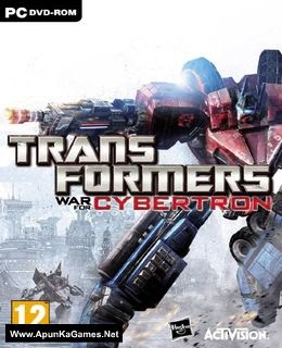 Transformers: War for Cybertron Pc Game