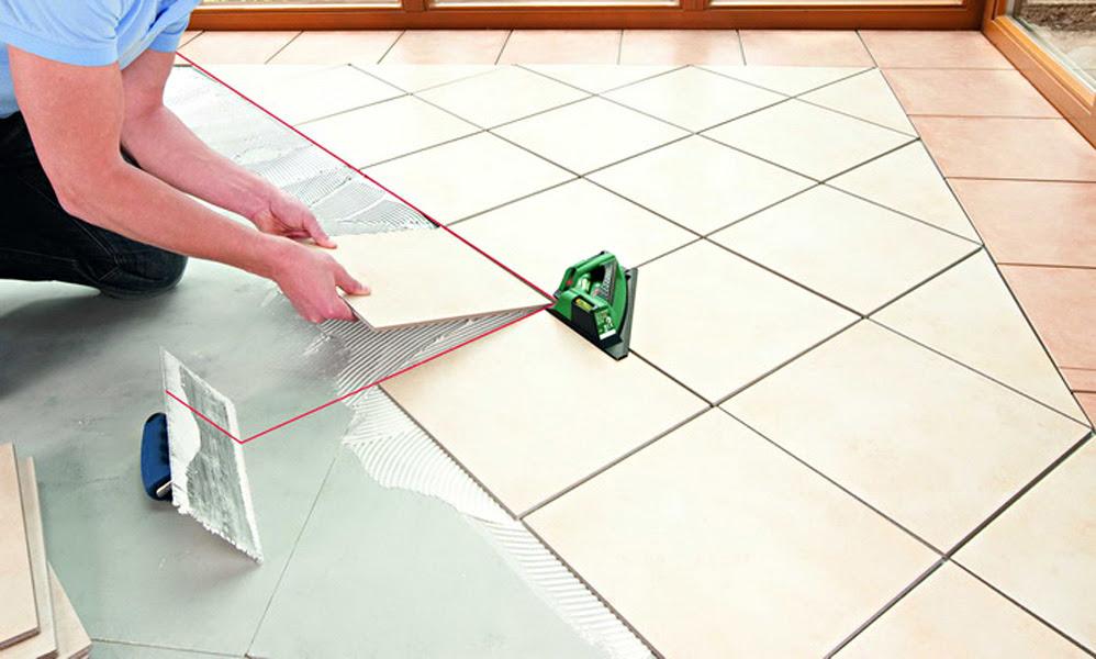 Что нужно для укладки плитки на пол