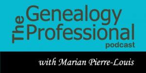 The Genealogy Professional podcast webinar