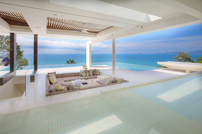 Amazing Celadon Residence with Luxurious Interiors, Koh Samui