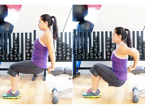 How to get rid of under-the-arm jiggle