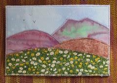 hazel's art card
