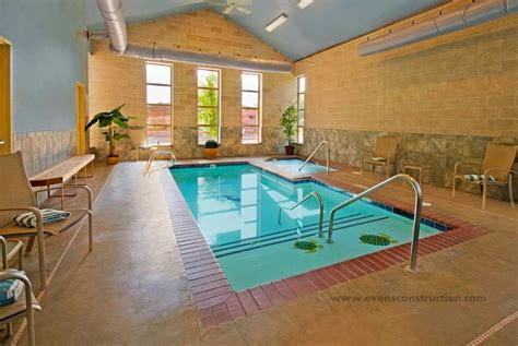 evens construction pvt  compact indoor swimming pools