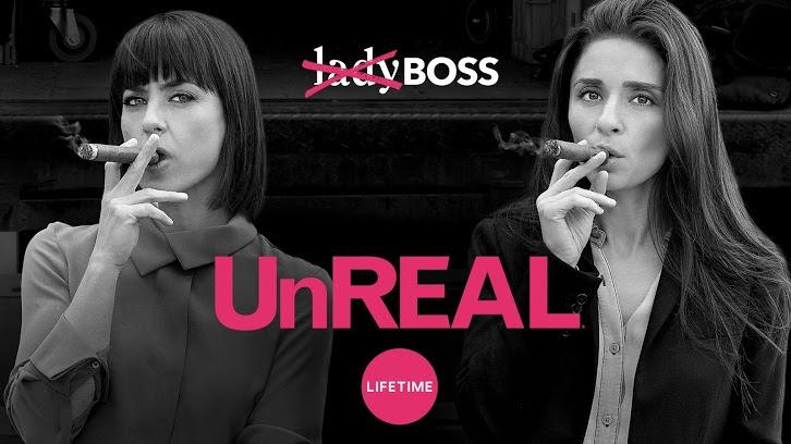 UnREAL - Season 3 - Promo, Cast Promotional Photo & Premiere Date
