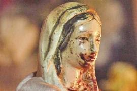 la virgen rosa mistica que llora sangre en argentina