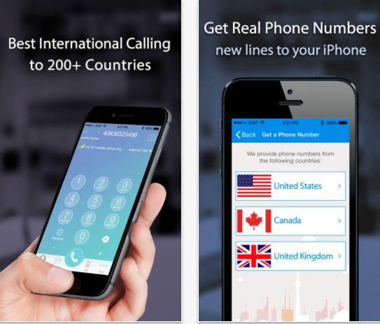 25 Android and iPhone Second Phone Number Apps for Business Only Calls - TalkU