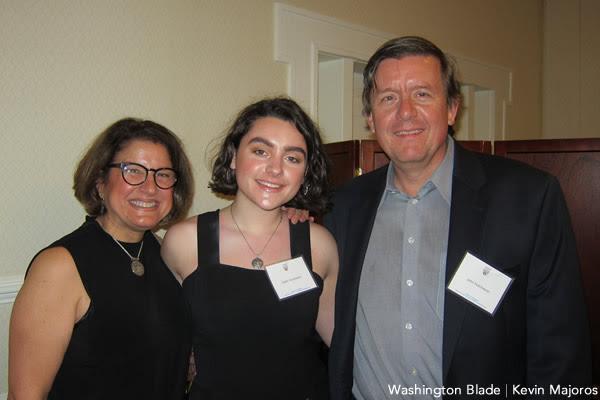 Team DC, Caroline Hutcheson, gay news, Washington Blade