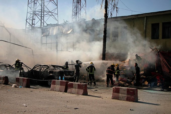 11 Killed, 13 Injured in Suicide Bombing in Afghanistan; ISIS Afghan Arm Claims Responsibility