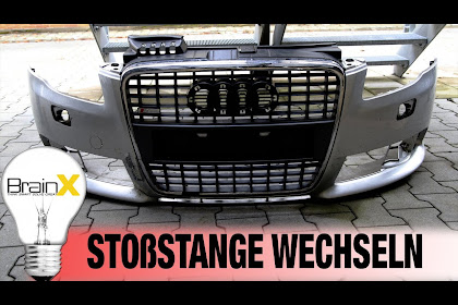 Audi A4 B5 S Line Stossstange