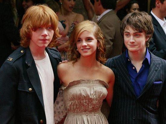 """Οι ηθοποιοί του """"Harry potter"""" τότε και τώρα (11)"""