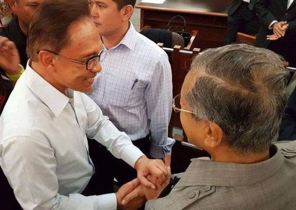 Mahathir Anwar