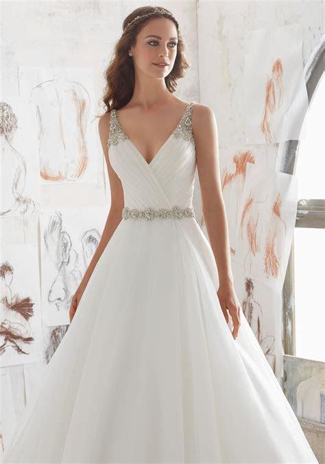 Marlowe Wedding Dress   Style 5507   Morilee