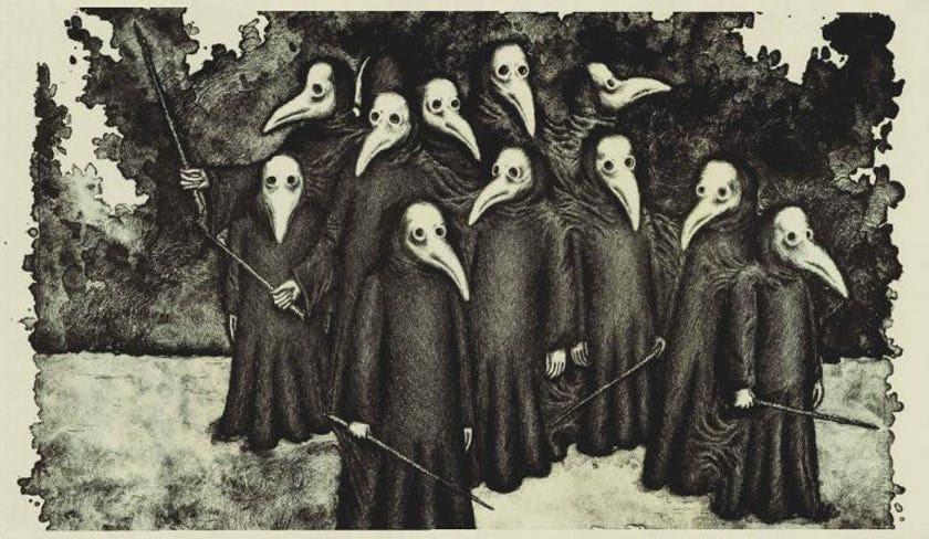 Image result for black death