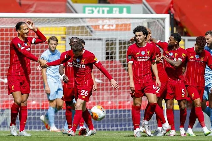 VIDEO: Liverpool 1:1 Burnley / Premier league
