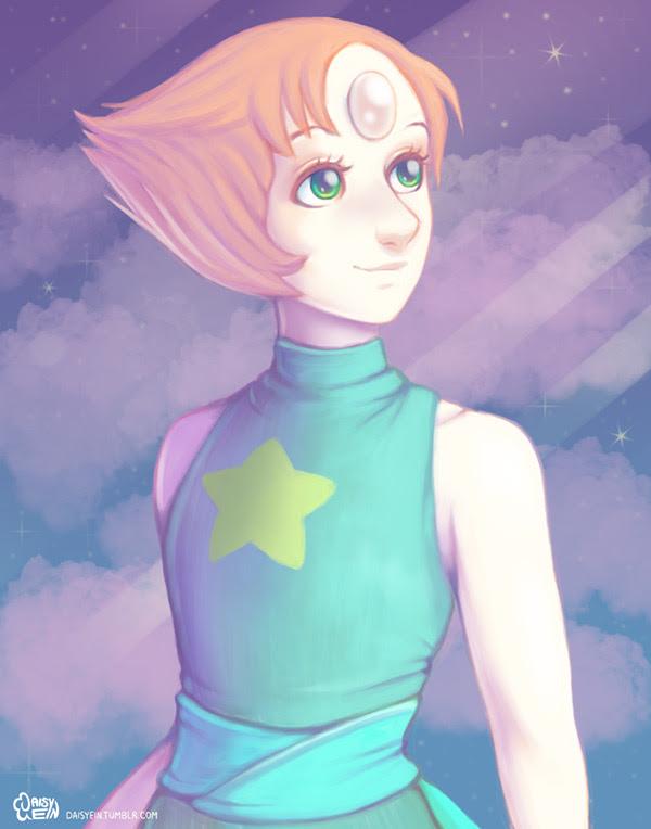 I really love Pearl.