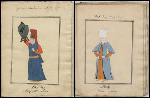 Turkish Costumes c