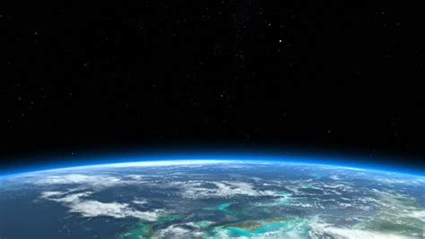 rotating earth background loop   animation stock