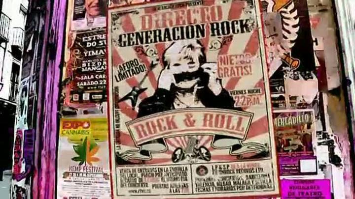 Melendi llega muy pronto a La 1 con su 'Generación Rock'