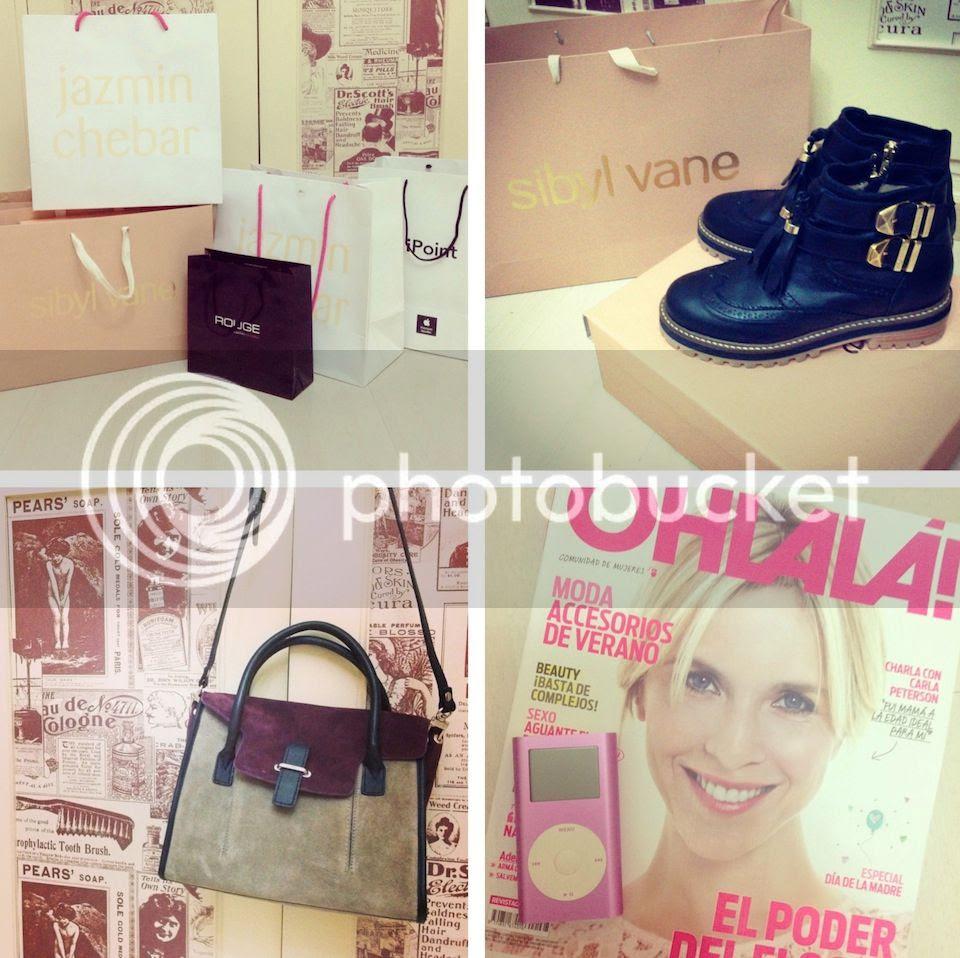 fashion blogger Austria blog de moda argentina Novelstyle buenos aires compras shopping haul Sibyl Vane Jazmin chebar ohlala ipod