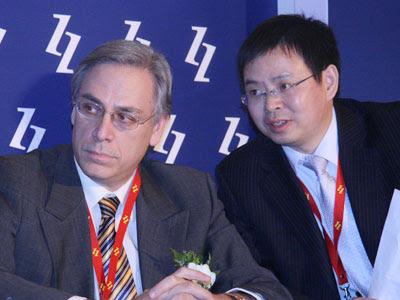 罗威:中国车企品牌和核心技术急需提升