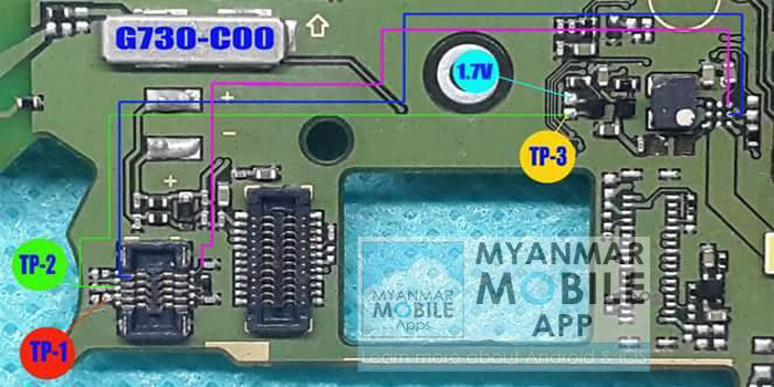 Huawei Ascend G730 Display Light Solution