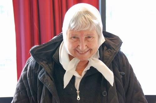 Vera Jarach, desparecidos in Argentina - S. Deepak, 2011