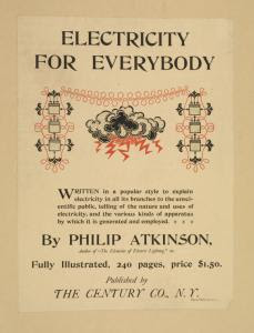 Electricity for everybody. Digital ID: 1543314. New York Public Library