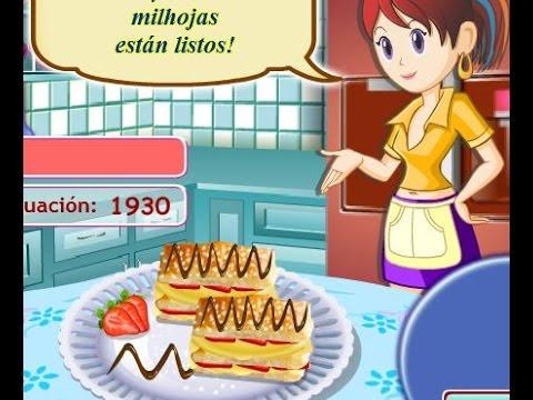 Juegos De Cocina Con Sara Gratis Para Jugar Ahora En Espanol Games H22