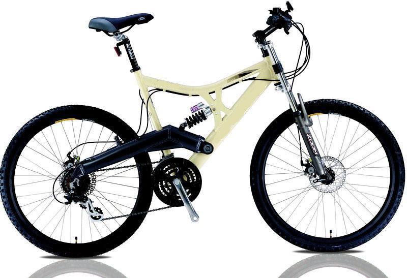Modifikasi Sepeda Polygon Premier 5 Sumpah W