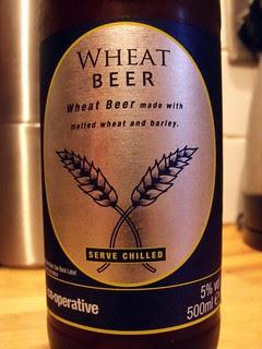 Arcobräu (Co-op), Wheat Beer, England