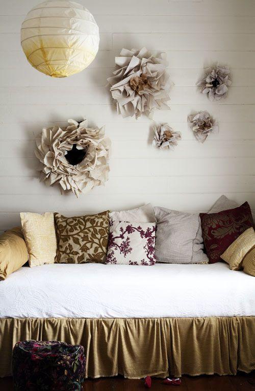 Piajane Bijkerk. Her daughter's bedroom.