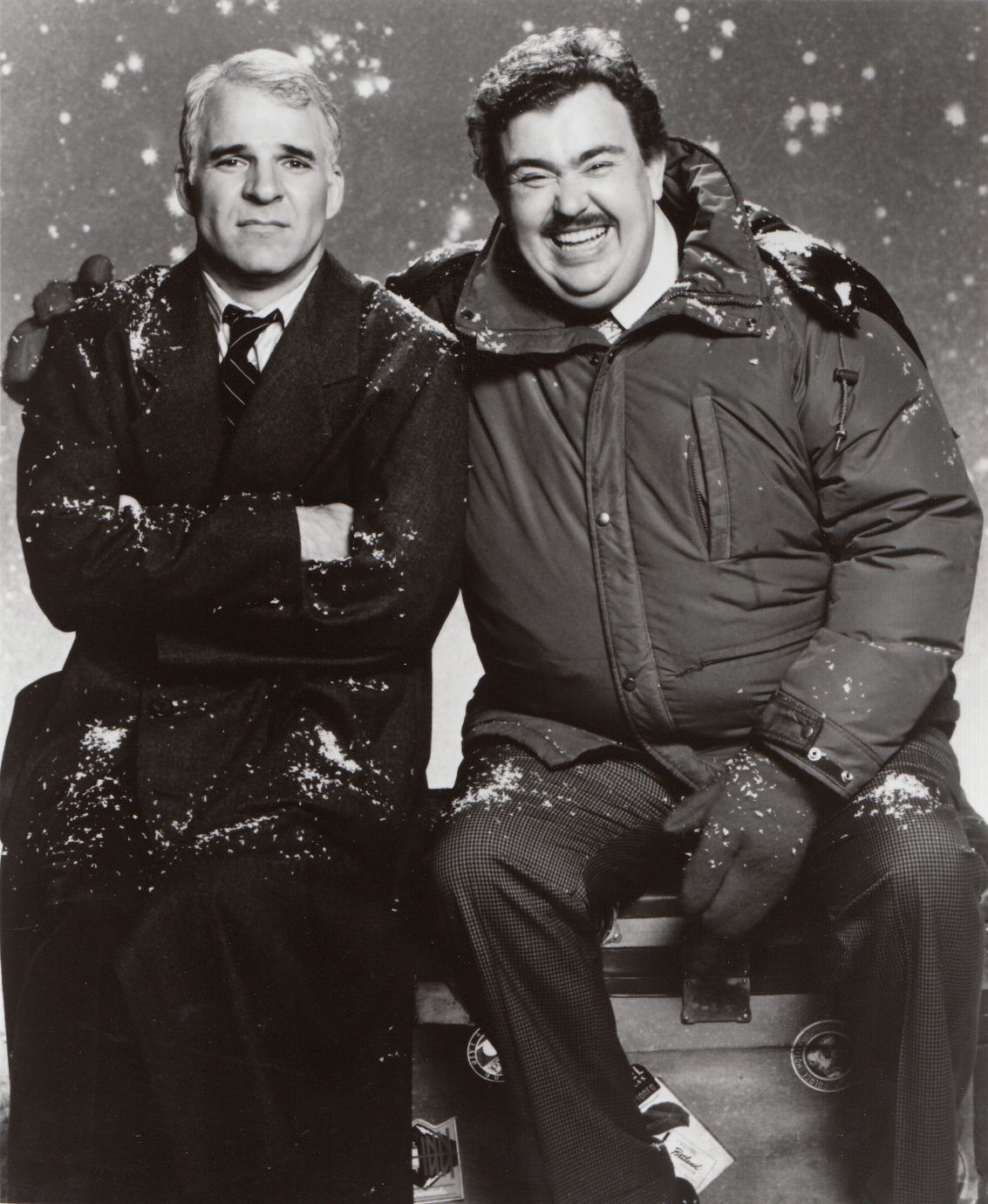 Steve Martin and John Candy - Planes, Trains and Automobiles (1987)