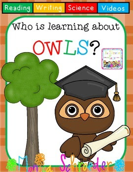 All About Owls: The Schroeder Page