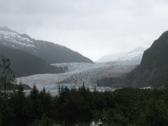 Mendenhal Glacier