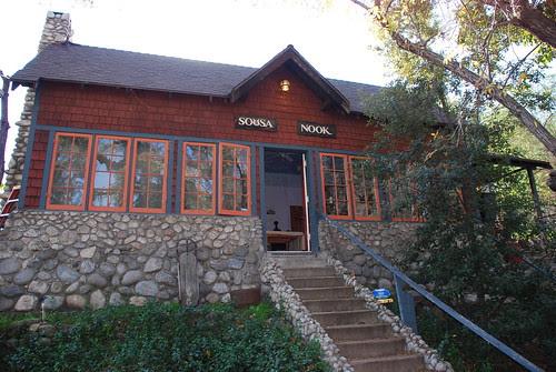Hiner House, Sousa Nook