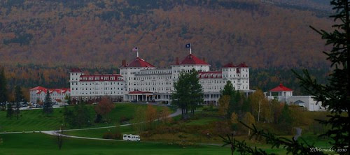 The Mount Washington Resort Hotel