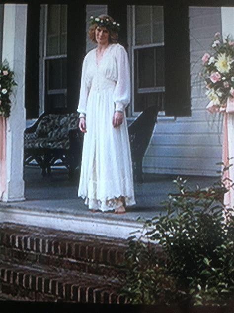 Chris' mom is set on me having Jenny's wedding dress from
