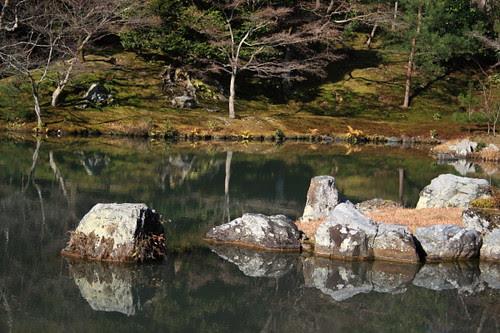 Sogen Garden in Tenryuji, Kyoto