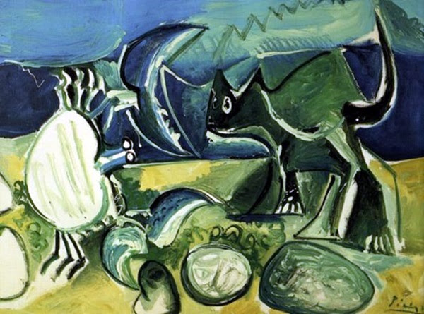 Excellent Examples Of Cubism Art Works (36)