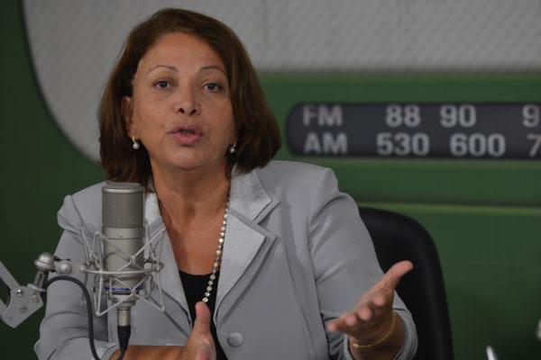 Ministra Ideli Salvatti vai coordenar a programação dos ministros no Rio Grande do Norte